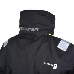 Rooster Sailing Jacket Black