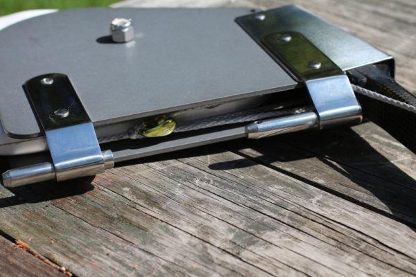 rudder-downhaul-laser-purchase-pulley