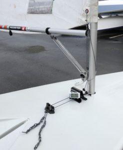 Laser Sailing Compass