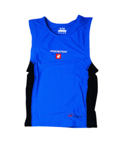 Rooster Race Bib Blue