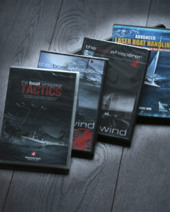 Laser Sailing DVD Collection